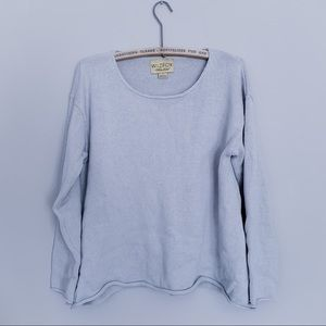 WILDFOX White Label Knit Sweater
